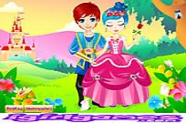 Play Royal Princess Dating game
