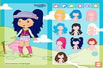 Play Strawberry Shortcake Dress Up game