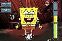 Play Spongebob Bubble Busting game