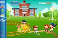Play Spring School Decoration game