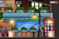 Tom and Jerry Zombies City Game