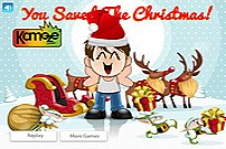 Play Kids Save The Christmas game