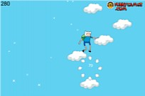 Play Adventure Time Finn Up game