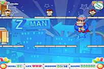 Play Z-man 707 game