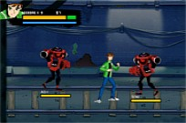 Play Ben10 the army of Psyphon 2 game