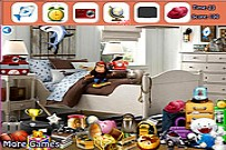 Play Classic Kids Room Hidden Objects game