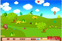 Play Lion Meat Catching Game game