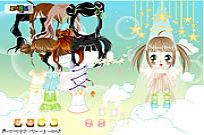 spielen Baby Angel Dress Up Spiel