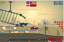 Play Car Eats Car 2: Mad Dreams game