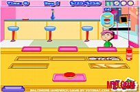 Play Baltimore Sandwich Shop game