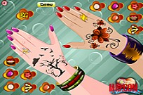 Play Princess Nail Decor game