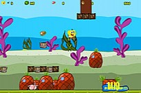 Play Spongebob Jumper game