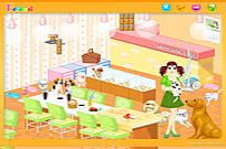 Play Dog Room Decoration game