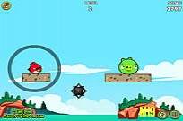 Play Angry Birds: Heroic Rescue game