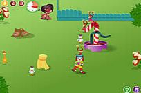 Play Jojo's Funny Farm Parade game