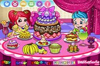 Play Delicious Cake Dinner Party game