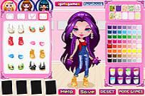 Play Little Fashion Designer game