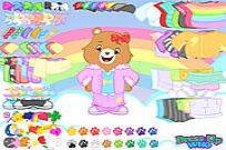 Play Care Bears Dress Up game