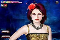 Play Vampire Girl Kristen Stewart game