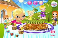 Play Fun With Funnel Cake game
