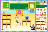 Play Classroom Make Over game