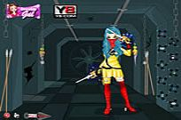 Play Ninja Gal game