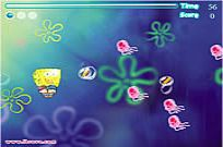 Play Spongebob Balloon game