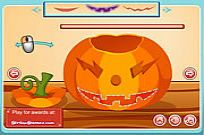 Play Cute Pumpkin Head game