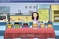 Play Super Mom Angelina game