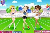 Play High School Cheerleader Contest game