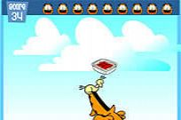 Play Garfield : Lasagna From Heaven game