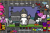 Play Halloween Princess game