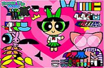 spielen Powerpuff Girls Dress Up Spiel