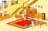 spielen Kid \ 's Living Room Decor Spiel