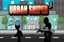 Play Urban Sniper 3 game