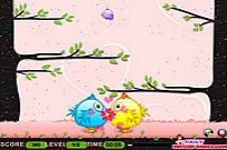 Play Flying Birds Kissing game