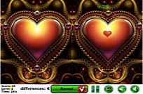 Play Happy Love 5 Differences game