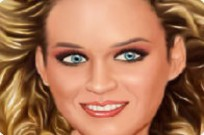 Play Katy Perry Makeover Challenge game