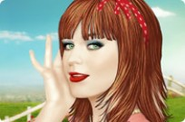 Play Katy Perry Makeover game