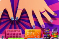 Play Dm Nail Art game