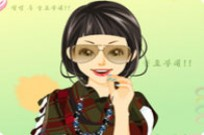 Play Funny Make Up 4 game