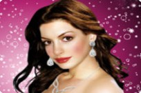 Play Anne Hathaway Makeover game