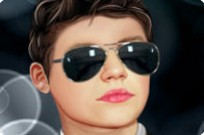 Play Justin Bieber Makeover game