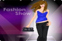 Play Fashion Runway game