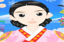 Play Trtraditional Korean Girl game