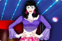 jugar Girl Rock Dj Dress Up juego