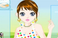 Play Office Lady Makeover game