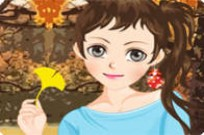 Play Autumn Make Up game