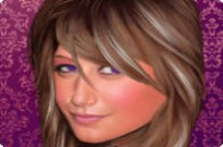 Play Ashley Tisdale Makeover Time game