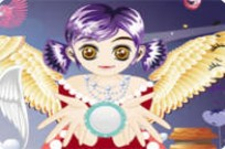 Play Angel Makeup 4 game